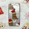 Чехол Upex Christmas Series для iPhone 6 Plus/6s Plus Deer (UP33126)