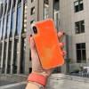 Чехол Upex Neon Case для iPhone XS/X Orange/Orange (UP33615)