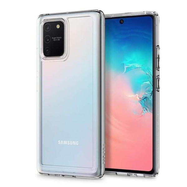 Чехол Spigen для Galaxy S10 Lite Ultra Hybrid Crystal Clear (ACS00689)