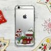 Чехол Upex Christmas Series для iPhone 6/6s Sock (UP33101)