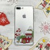 Чехол Upex Christmas Series для iPhone 8 Plus/7 Plus Sock (UP33104)