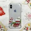 Чехол Upex Christmas Series для iPhone XS Sock (UP33106)
