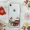 Чехол Upex Christmas Series для iPhone XR Sock (UP33107)