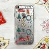 Чехол Upex Christmas Series для iPhone 6/6s Holiday Flatlay (UP33109)