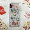 Чехол Upex Christmas Series для iPhone XS Holiday Flatlay (UP33114)