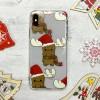 Чехол Upex Christmas Series для iPhone XS Deer (UP33130)