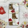 Чехол Upex Christmas Series для iPhone XR Deer (UP33131)