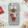 Чехол Upex Christmas Series для iPhone 6/6s Rudolph (UP33133)