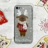 Чехол Upex Christmas Series для iPhone SE 2020/8/7 Rudolph (UP33135)