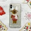 Чехол Upex Christmas Series для iPhone XS Max Rudolph (UP33140)