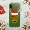 Чехол Upex Christmas Series для iPhone XS Max Vixen (UP33148)