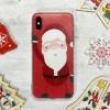 Чехол Upex Christmas Series для iPhone XS Santa (UP33154)
