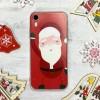 Чехол Upex Christmas Series для iPhone XR Santa (UP33155)