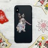 Чехол Upex Christmas Series для iPhone XS Max Pug (UP33180)