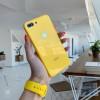 Чехол Upex Macaroon Case для iPhone 8 Plus/7 Plus Yellow (UP33518)