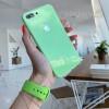 Чехол Upex Macaroon Case для iPhone 8 Plus/7 Plus Green (UP33520)