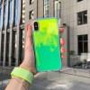 Чехол Upex Neon Case для iPhone SE 2020/8/7/6s/6 Green/Yellow (UP33601)