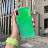 Чехол Upex Neon Case для iPhone XS Max Green/Green (UP33622)