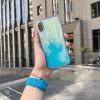 Чехол Upex Neon Case для iPhone XR Blue/White (UP33618)