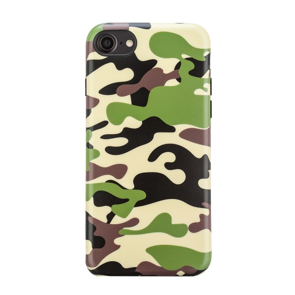 Чехол для iPhone 7 Plus/8 Plus Camouflage Light Woodland