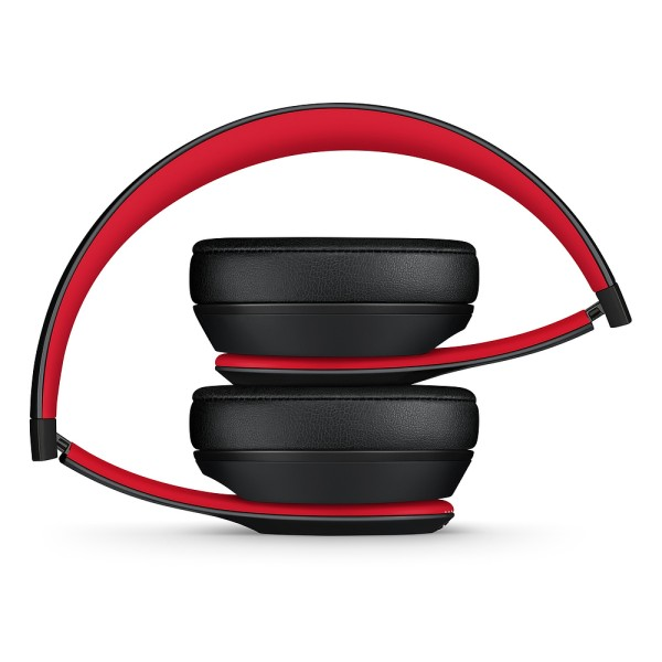 Наушники Beats Solo3 Wireless Decade Collection Black-Red (MRQC2ZM/A)