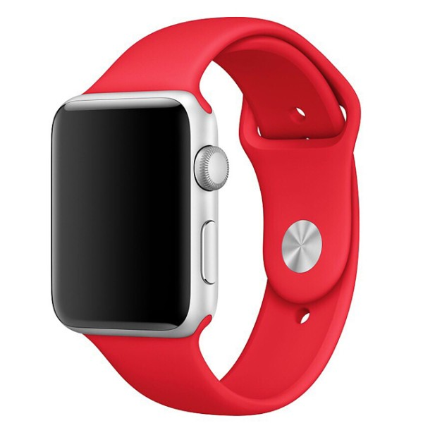Ремешок для Apple Watch 44/42mm Sport Band Product Red (size S)
